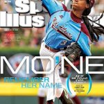 MoNe Davis is the 1st Little Leaguer on the cover of Sports Illustrated. http://t.co/xxtyhVnRWZ