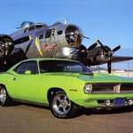 RT @CarsForSales1: Classic Plymouth Barracuda muscle cars for sale http://t.co/yuvadrVih0 #PlymouthBarracuda #PlymouthBarracudaForSale http://t.co/Pr1dY1pOOf