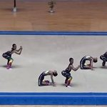 RT @livedoornews: 【さすが】鹿児島実業高校・新体操部が今年も笑いを取りにいった件 http://t.co/5ODnMADQdv 「進撃の巨人」「トッキュウジャー」など奇抜な選曲と圧巻の演技。 動画→http://t.co/z0xC2QY0Md http://t.co/3OmN1AcB1X