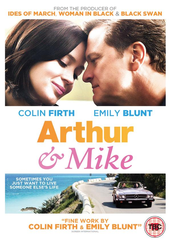 Arthur & Mike is out on DVD Mon 25th Aug – RT for the chance to win 1 of 2 romantic DVD bundles! #WinItWednesday http://t.co/7H0yComBYK