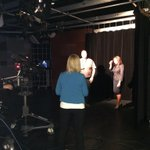 RT @hamiltonchamber: Todays the day! Were filming LiONS LAIR here @cable14! Who will take home the big prize? Find out Oct 2! http://t.co/DxyQvOVBms