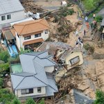 Series of landslides in Japans Hiroshima prefecture kills at least 32 people http://t.co/6UE2Ie612n http://t.co/vR4fX7asmS