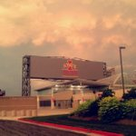 RT @CycloneATH: 10 Days! RT @Lwoody7: The calm before the storm! #cyclONEnation #cyclonewarning http://t.co/ccuW2KIrnU