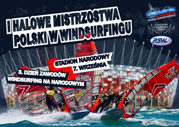 I'm not sure what any of this says but it's an ad for the PWA Indoor Windsurfing! @severnesails http://t.co/h6u75WRbQz