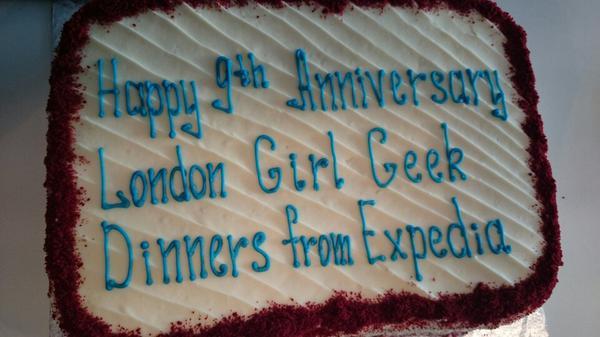 It's the 9th anniversary. #lggd #lggdexpedia http://t.co/220bum8ZGW