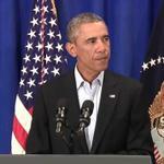"""- @BarackObama: """"Gente como la de Estado Islámico no tiene lugar en el siglo XXI"""" - http://t.co/Sc41wCwAnB http://t.co/r09zPaWXsu"""