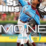 13-year-old female Little League sensation Mone Davis is on the cover of Sports Illustrated: http://t.co/yu31YE8vuo http://t.co/B81Z2JMKfJ
