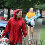 RT @ISDphoto: Its been a rainy move-in day on campus: (Photo by Richard Martinez/Iowa State Daily) http://t.co/wr6DPg0cZr