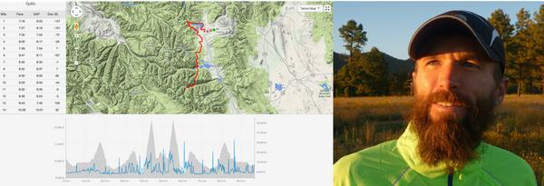Think you are fast? Rob Krar's #leadville100 #strava will blow your mind @Strava @LTRaceSeries http://t.co/ypovgRHxjr http://t.co/EQrRZh96u7