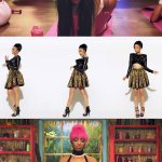 "RT @VibeMagazine: .@NICKIMINAJ puts her best assets forward in the ""Anaconda"" video http://t.co/8D5ITkZOCX http://t.co/gP7mICyQZ8"