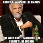 RT @marketo: Were halfway through the week! Time for a little Hump Day #HAHA! #email #marketing #meme http://t.co/PLCMuDpQmD