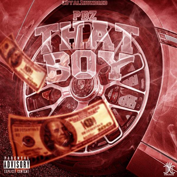 NEW SINGLE #ThatBoy