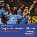 RT @visitphilly: Dear @taneybaseball, we #believeindragons. Good luck tonight! http://t.co/9bG8zD3e7m