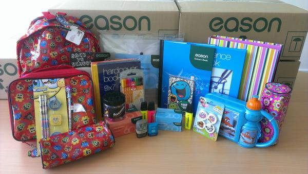 It's #BacktoSchool Bonanza giveaway time again. RT for a chance to win this hamper taken from our huge range @easons http://t.co/fbdzuXVUa5