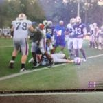 Heres some pictures of the fight that broke out towards the end of #Bills practice today @WGRZ http://t.co/7Xy8JHKSLt