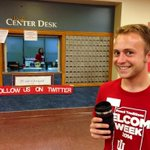 On the scene of #IUMoveIn Day: Have no fear! Alex and the friendly staff at @WrightQuad are here! http://t.co/BRk9atomYq
