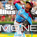 RT @votolatino: Mone Davis becomes first Little League player to grace the cover of Sports Illustrated. http://t.co/fETMqTil7B http://t.co/mrZSHjttnl