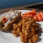 Planning a #MemorialDayPicnic? Enjoy #VeggieDogs & Beans, with a surprise ingredient! #Vegan https://t.co/rRFotWsna1 https://t.co/EHlQyjAgQm