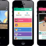 Vine now lets you upload old videos from your camera roll: http://t.co/638MX9ICPV http://t.co/VkWJoPAPid