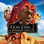 RT @hornets: The Lion King 2: Kembas Pride #NBAMovies @KembaWalker http://t.co/o56mTwBKXW
