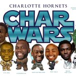 RT @hornets: Too many play-on-words all in one movie! Ladies and gents, we bring you... CHAR WARS. #NBAMovies #Winner #MicDrop http://t.co/sMBBQTneau