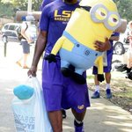 RT @lsureveille: ICYMI: @LSUBasketball players, including Brian Bridgewater, helped #LSU students move in today http://t.co/KMMsa7M52I http://t.co/Vw929AIAWF