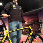 RT @thomasmlambo: cyclist @bradpotgieter member of the @teamMtnqhubeka standing with his bike that costs more than a Polo @sportat10tv http://t.co/GaTWnBCDo5