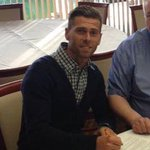 RT @EamoV1: Great, weve signed current day Pat Sharp. #lufc http://t.co/y49Y0VodRQ