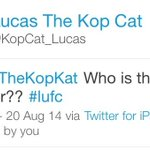 Never mind any of this other shit. Something serious is going down. Pussy wars. #LUFC http://t.co/RUq79kNedj