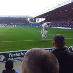 Marching (orders) on together.Lest we forget...... #Pray4lucas #lufc http://t.co/w9pULQNEtn