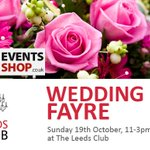 It will soon be here #weddinghour #leeds #Bridalçatwalk #19thOctober http://t.co/k9TpJ0piFC
