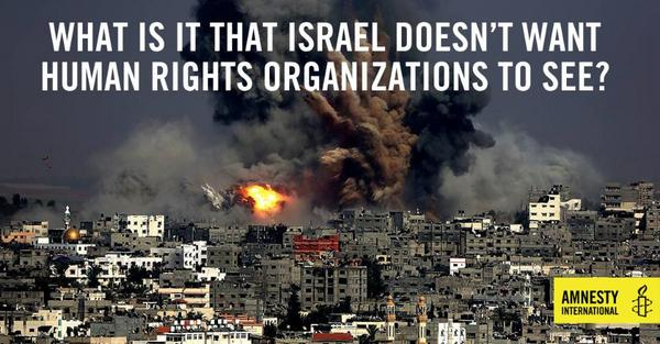 #Israel is blocking @AmnestyNow & @hrw from entering #Gaza to investigate human rights http://t.co/xy21atexN2 http://t.co/WyNDSP28fI