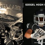 RT @Coach_Wyant: Siegel Stars media guide front & back cover. First class all the way. Thanks to @TNhunter for time & effort. #P2BASS http://t.co/Qz1R6jHCJN