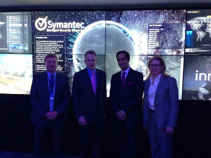 At Symantec