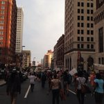 RT @justingeorge: Marching down Light Street, #Baltimores most busy street. Traffic held by police as marchers go #ferguson http://t.co/WVUGOqNedD