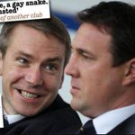 RT @MailSport: RECAP: Malky Mackay and Iain Moody embroiled in a sexism, racism and homophobia scandal http://t.co/MdQxoZ6WnQ http://t.co/8iDZHOu9NT