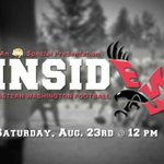 RT @SWXRightNow: Catch a sneak peak of SWXs special on @EWUAthletics football! WATCH: http://t.co/uqufDpG51i #GoEags #WatchSWX http://t.co/Ujs2x7VL6s