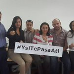 RT @Maiferamos: #losderechosserespetan @MashiRafael @bettycarrillo35 @bettycarrillo35 orgullosos de nuestro trabajo ! #YsiTePasaAti http://t.co/YwjW2YOz8f