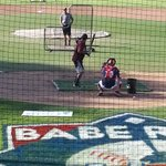 RT @LV_WorldSeries: Aaron Orozco of Torrance trying to drive one out. http://t.co/dUWWtm8DFp