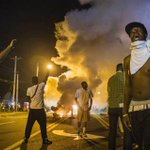 RT @NBCNews: Cop suspended for threatening to kill protester in Ferguson http://t.co/rTGa4LG0pX http://t.co/TtrEpqGtiM