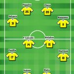 RT @leomoram: Posible 11 de BarcelonaSc para su debut vs Alianza de Lima. #Copasuramericana http://t.co/vBzIZ5sWn0