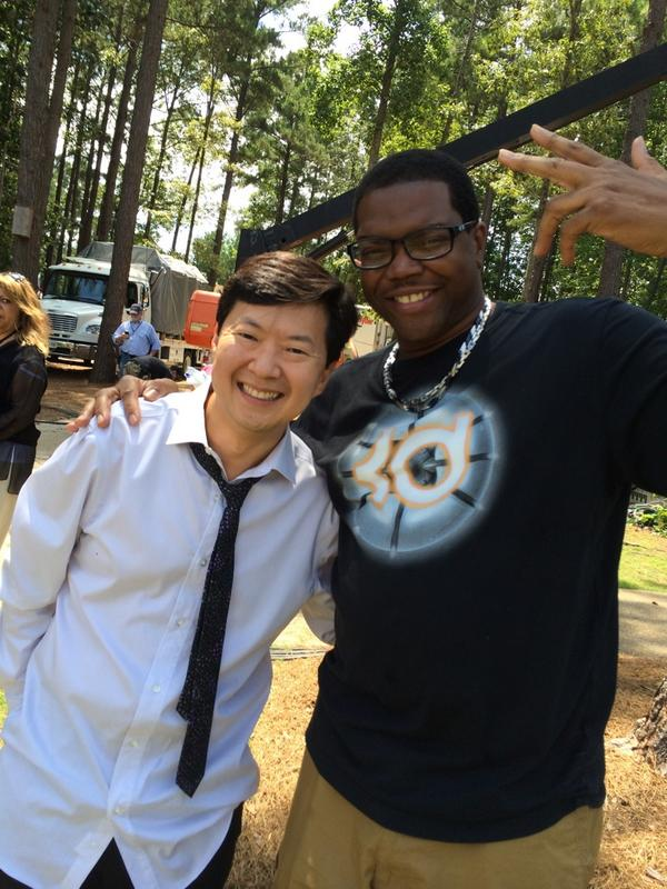 Some peeps never change, no matter how successful they become! This is 1 of them dudes! @kenjeong an incredible dude! http://t.co/jaxiz8svyA