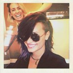 Birthday girl @ddlovato is a total hair chameleon! Check out all her dramatic looks: http://t.co/lvOfJzykGF http://t.co/lAAMpx6qLv