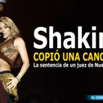 RT @elcomerciocom: Juez de Nueva York determina que una canción de @shakira es un plagio » http://t.co/0OMJpDFqfb http://t.co/qbEWRDaBJg