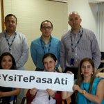 RT @lulita_isabel: #YsiTePasaAti los trabajadores de las empresas de telecomunicaciones ayudamos a generar la riqueza del Ecuador...!!! http://t.co/RiQx479NMi