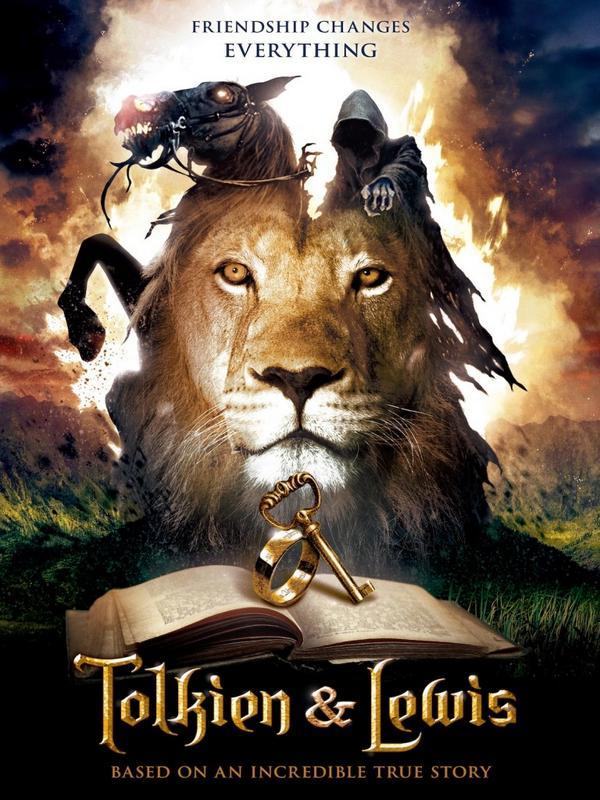 """""""TOLKIEN & LEWIS"""" previsto pra Páscoa de 2015. ❤ http://t.co/18rNumpckc"""