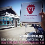 Great news #Seattle! @SixStrawberries ice-pops are now served at Marination Mai Kai in West Seattle!! @curb_cuisine http://t.co/eE1wA1pU5f