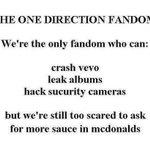 RT @craicostyles: #10FactsYouDidntKnowAboutThe1DFandom basically #MTVHottest One Direction http://t.co/q5vaveby4j