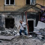 RT @ecuavisa: Bombardeo artillero del centro de Donetsk, más de 40 civiles muertos en el este de Ucrania ► http://t.co/ilKJDl0j8p http://t.co/B74rnAoqdd