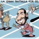 Norman y @nayibbukele #VosEstasMuyJovencito ¡Buenísima caricatura! http://t.co/nLtgPmhLcb